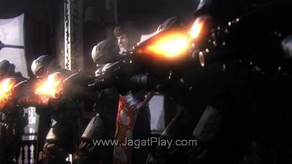 Tekken Blood Vengeance 16