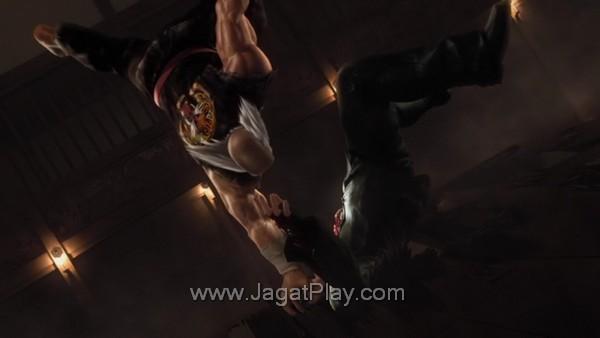 Tekken Blood Vengeance 17