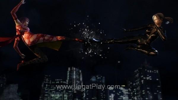 Tekken Blood Vengeance 18
