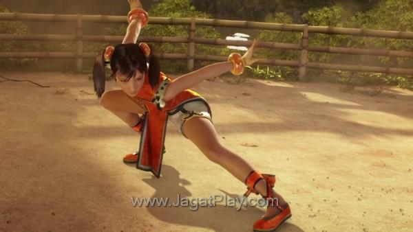Tekken Blood Vengeance 4