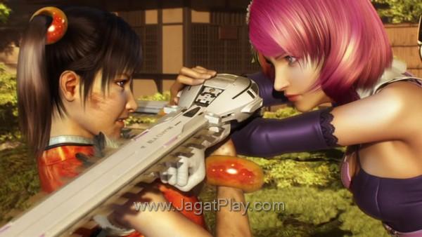 Tekken Blood Vengeance 5