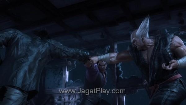 Tekken Blood Vengeance 9