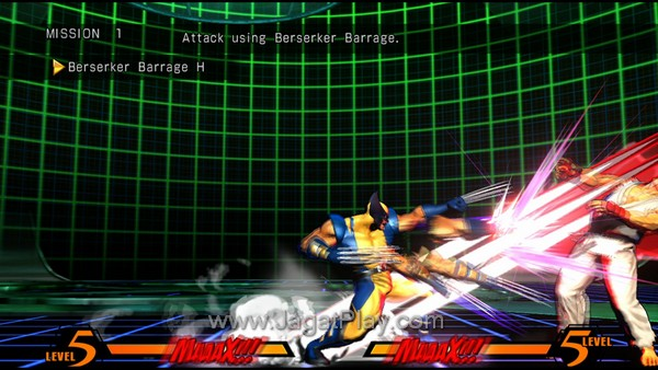 Ultimate Marvel vs Capcom 3 105