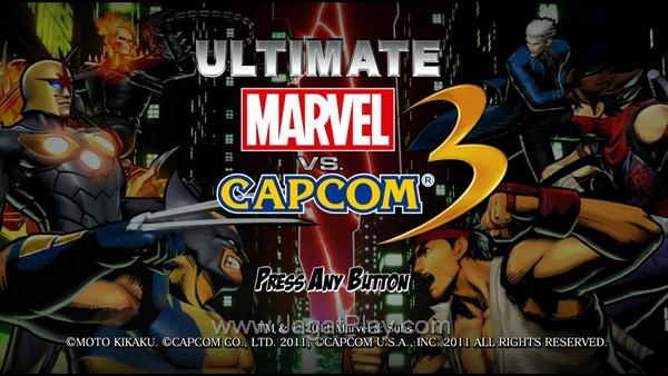 Ultimate Marvel vs Capcom 3 11