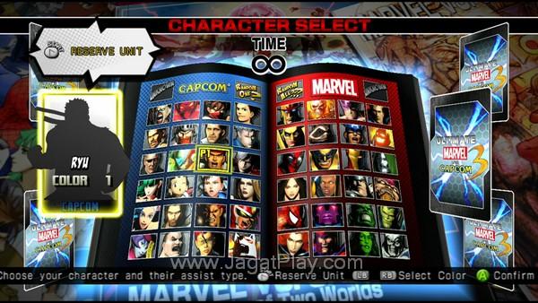 Ultimate Marvel vs Capcom 3 12