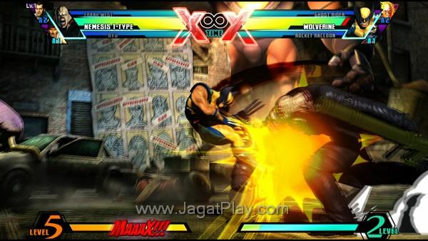 Ultimate Marvel vs Capcom 3 16