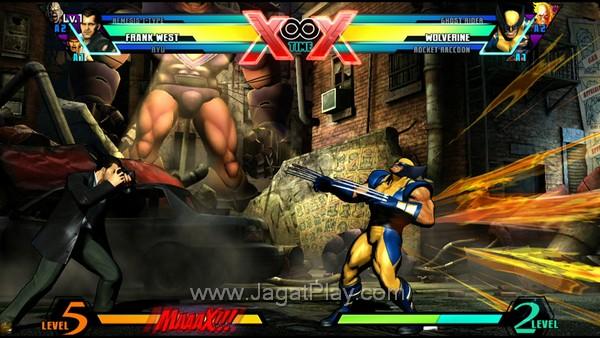 Ultimate Marvel vs Capcom 3 17