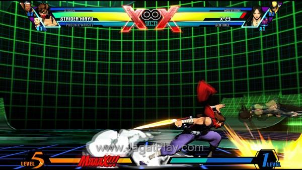 Ultimate Marvel vs Capcom 3 21