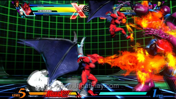 Ultimate Marvel vs Capcom 3 40