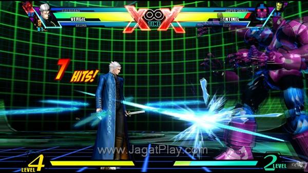 Ultimate Marvel vs Capcom 3 42