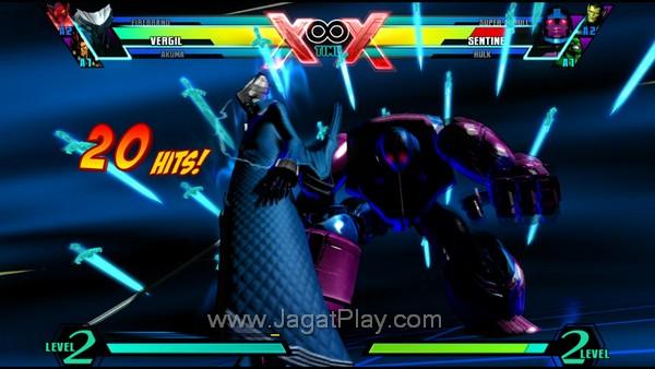 Ultimate Marvel vs Capcom 3 45