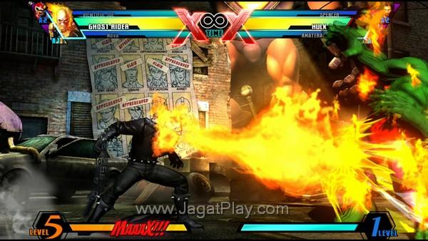 Ultimate Marvel vs Capcom 3 56
