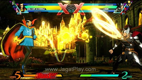 Ultimate Marvel vs Capcom 3 75
