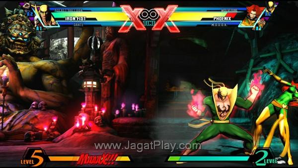 Ultimate Marvel vs Capcom 3 90