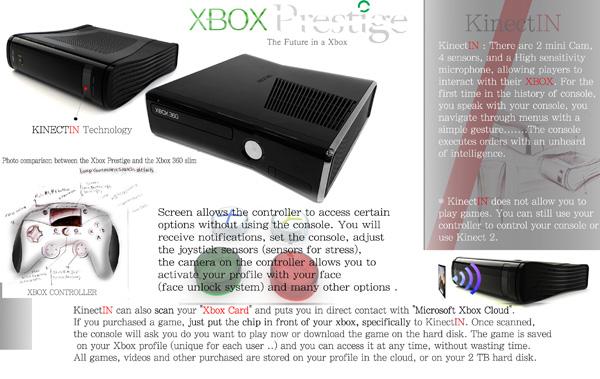 xbox prestige
