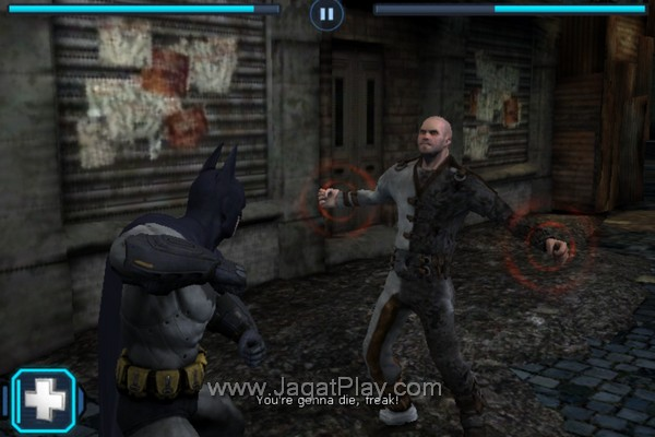 Batman Arkham City Lockdown 18