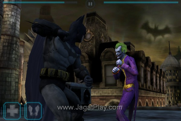 Batman Arkham City Lockdown 44
