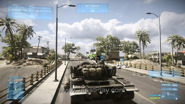 Battlefield 3 Back to Karkand Gulf of Omen 4