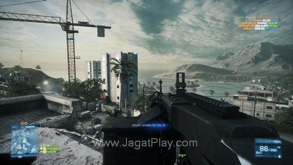 Battlefield 3 Back to Karkand Sharqi Peninsula 16