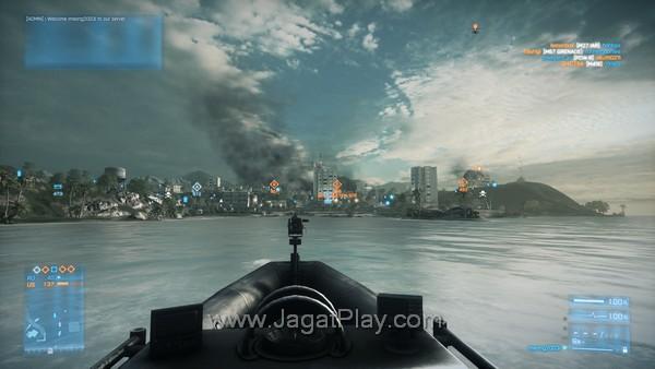 Battlefield 3 Back to Karkand Sharqi Peninsula 2