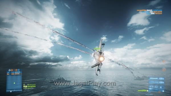 Battlefield 3 Back to Karkand Wake Island 15