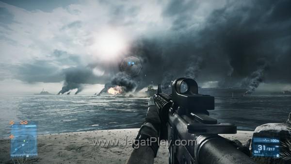 Battlefield 3 Back to Karkand Wake Island 4