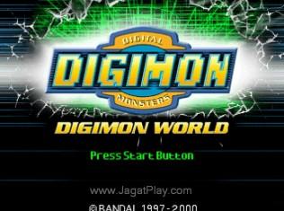 Digimon World 1