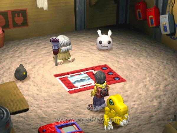 Digimon World 5