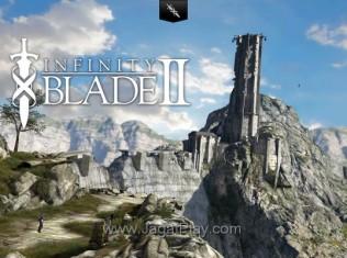 Infinity Blade II iOS 1