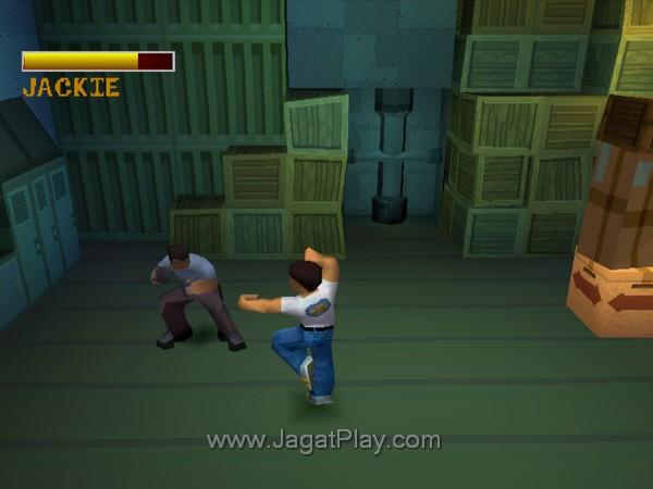 Jackie Chan Stuntmaster 22
