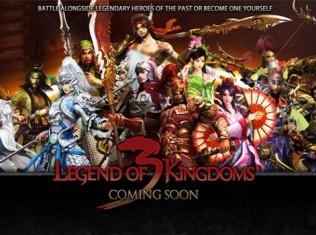 Legend of 3 Kingdom