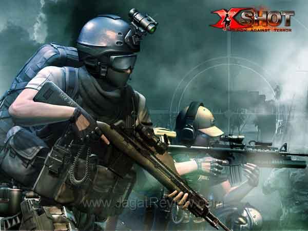 X shot wallpapper