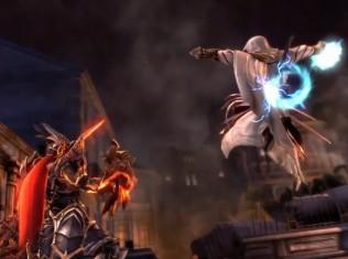ezio soul calibur V gameplay3