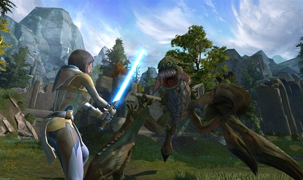 lucasarts and bioware weighing price structures for star wars the old republic