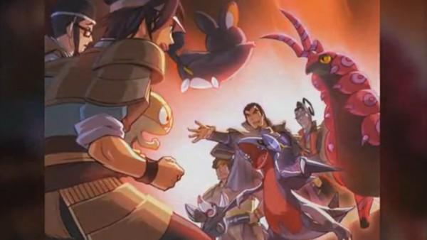 pokemon x nobunaga ambition1