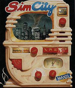 sim city logo