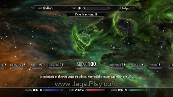 tips skyrim sneak level 100 jagatplay 012