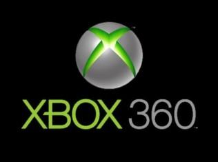 xbox 360 black logo