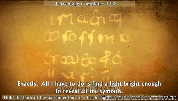 Light puzzle