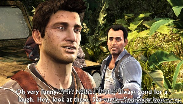 PS Vita Uncharted Golden Abyss11