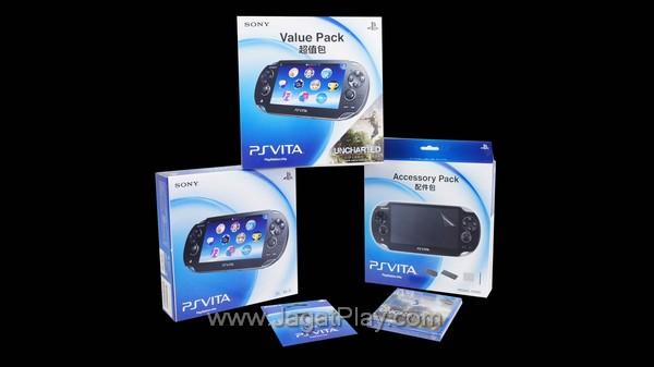 Playstation Vita Value Pack 3