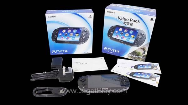 Playstation Vita Value Pack 7