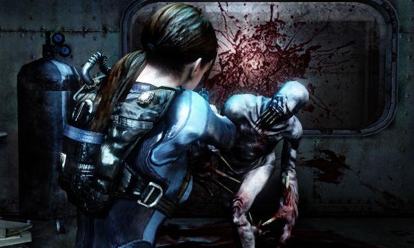 Resident Evil Revelations5