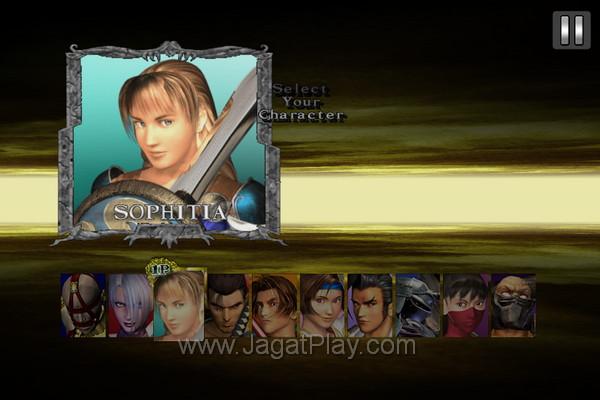 Soul Calibur iOS 3