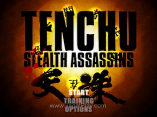 Tenchu Stealth Assassin 4