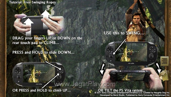 Uncharted Golden Abyss 38