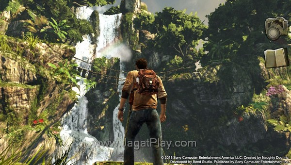 Uncharted Golden Abyss 39
