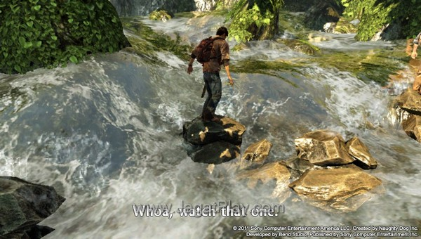 Uncharted Golden Abyss 45