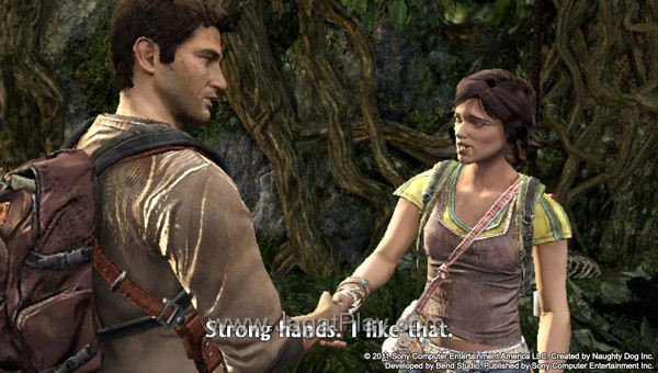 Uncharted Golden Abyss 48