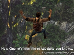 Uncharted Golden Abyss 491